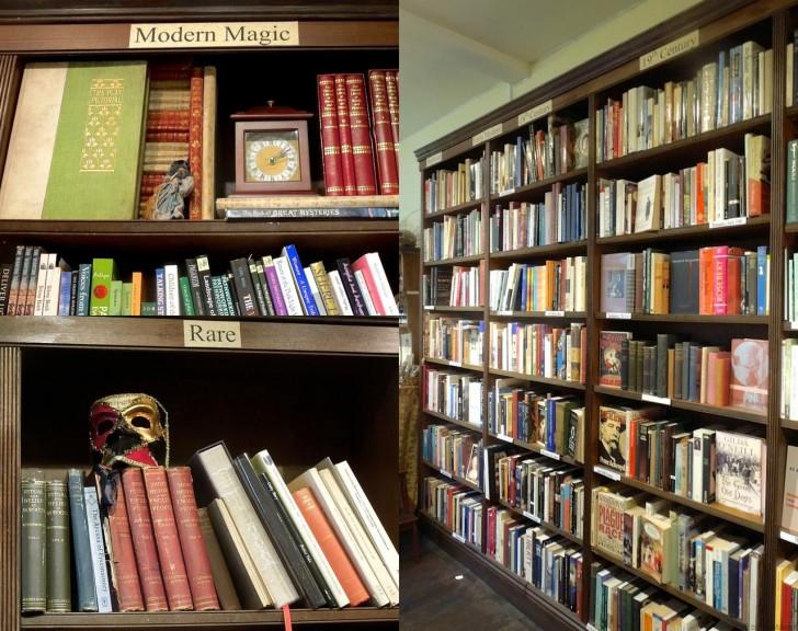 モダン魔術の本とか、19世紀のレア本とか・・・