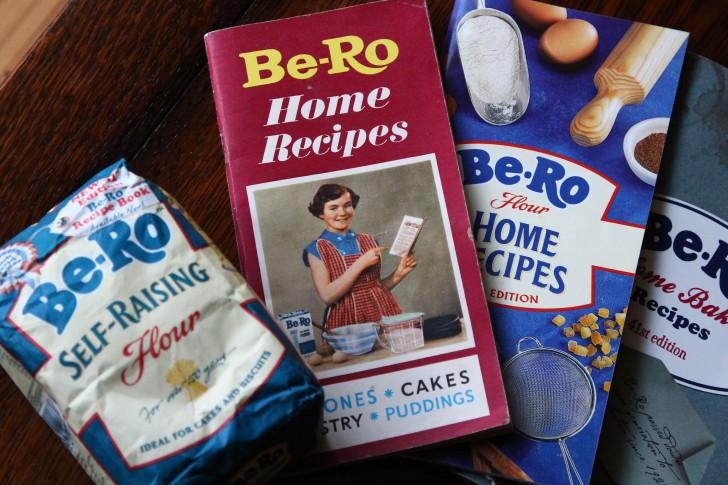 イギリスのキッチンの必需品☆Be-Roのレシピ小冊子