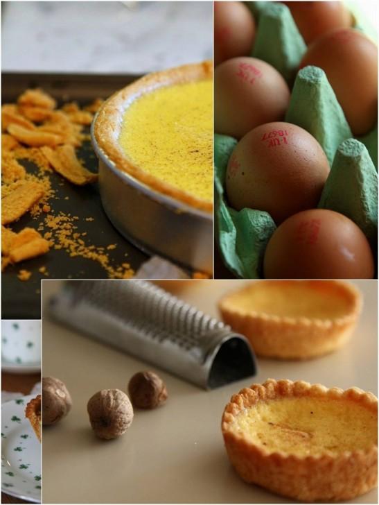 卵の黄色がイースターにもぴったり☆