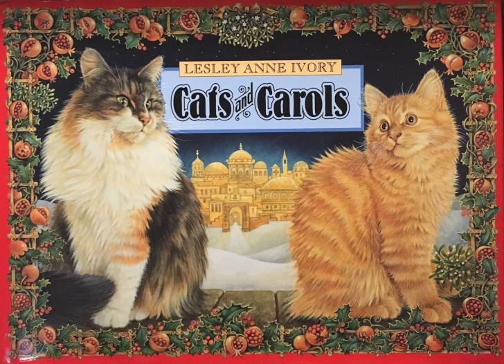 クリスマスにちなんだ、こんなイラスト本もあります