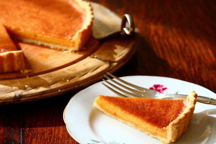 norfolk treacle tart2
