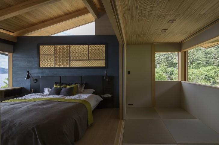 040_Bed room+Tatami room